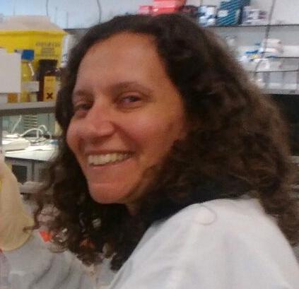 Carlotta Sacchi-Nestor - Senior Technician